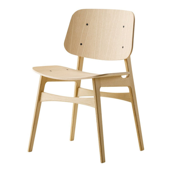 Soborg Chair - Wood Frame