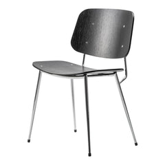 Soborg Chair - Steel Frame