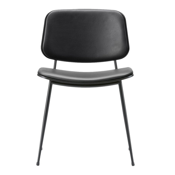 Soborg Chair - Steel Frame, Seat & Back Upholstered