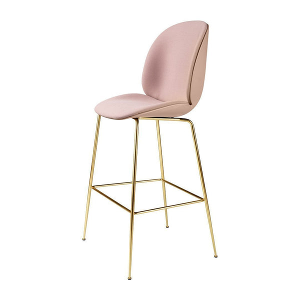 Gentil Beetle Bar/Counter Chair   Front Upholstered