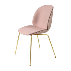 Beetle Dining Chair - Conic Base - Front Upholstered