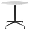 Beetle Lounge Table - 4 Star Base - Round
