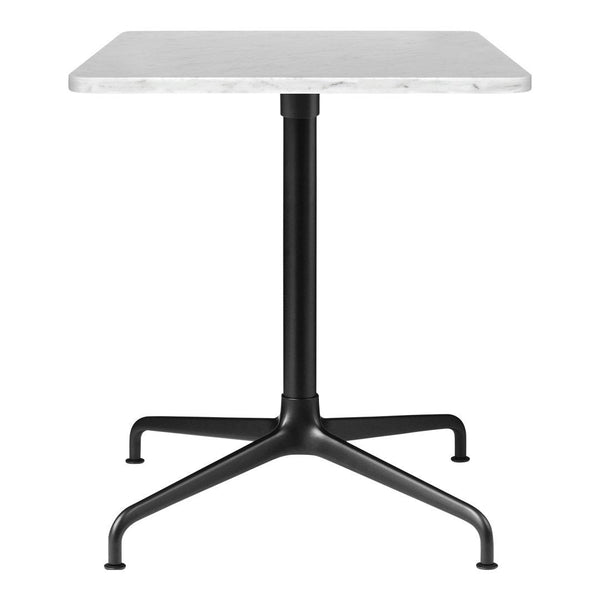 Beetle Lounge Table - 4 Star Base - Square