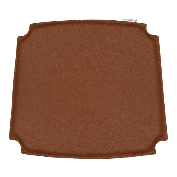 Leather Seat Cushion for CH24 Wishbone Chair