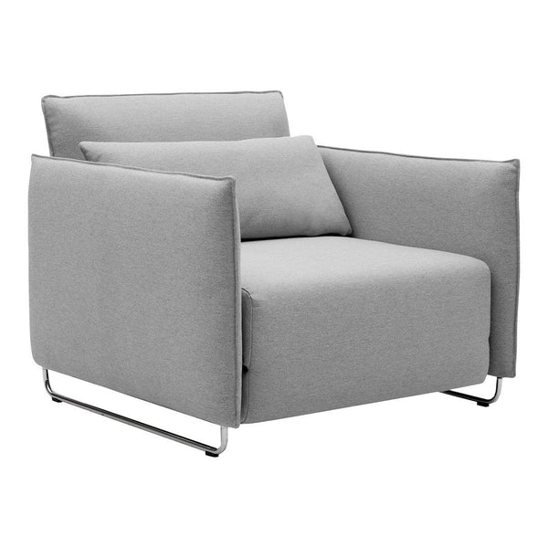 Schlafsessel design  SOFTLINE Cord Chair/Single Bed by Busk + Hertzog - Danish Design Store