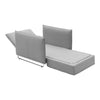 Cord Chair/Single Bed