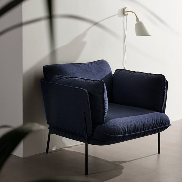 Andtradition Cloud Ln1 Lounge Chair By Luca Nichetto Danish Design Store