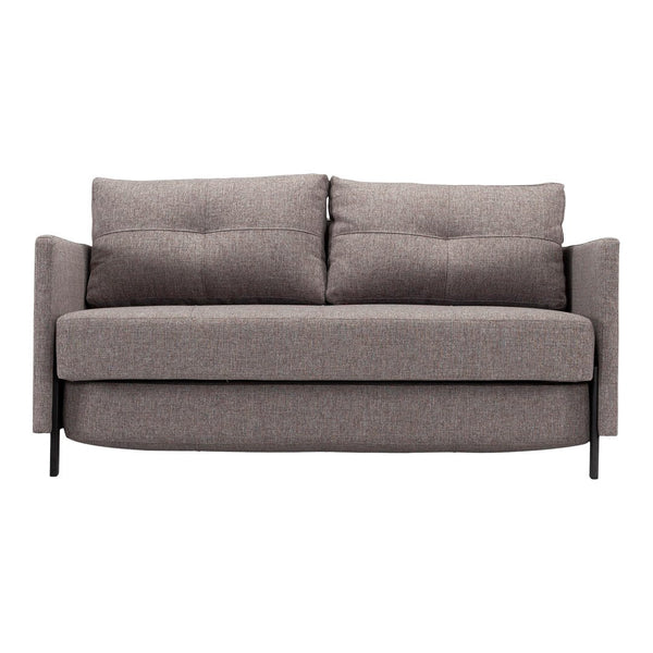 Cubed 02 Deluxe Sofa w/ Arms - Full