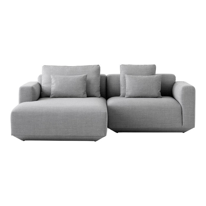 Excellent Develius Sofa W Chaise Lounge Camellatalisay Diy Chair Ideas Camellatalisaycom