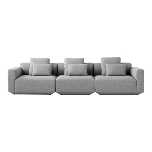 Develius 3-Seater Sectional Sofa