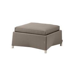 Diamond Tex & Sunbrella Footstool