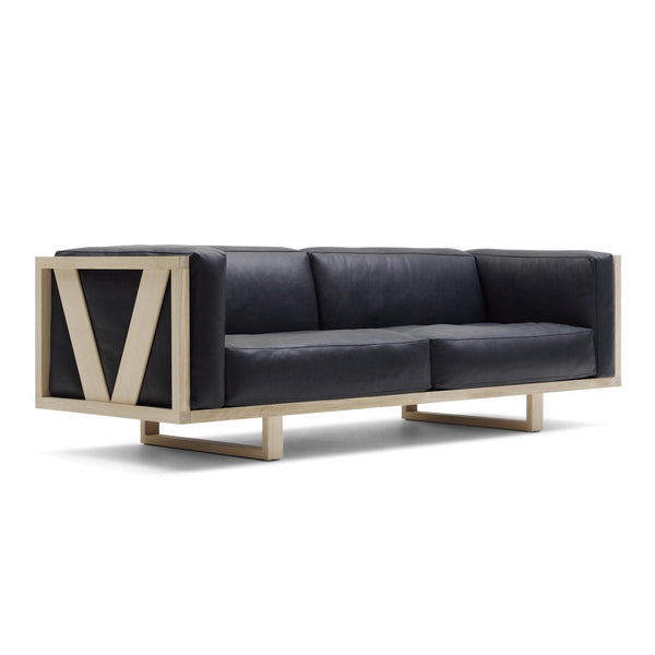 EJ 555 Frame Sofa w/o Natural Fibers