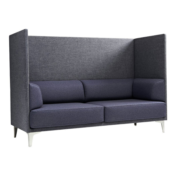 EJ 400 Apoluna Box Sofa   Extra High Back