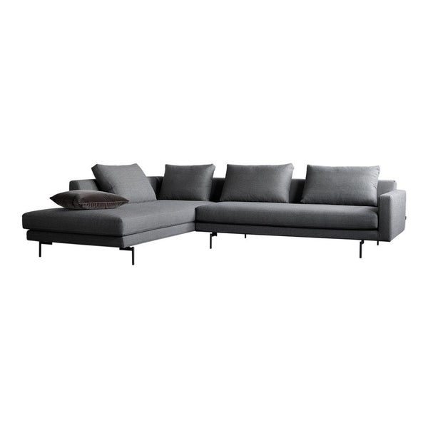 Surprising Edge V2 Sectional Sofa W Left Arm Chaise Pabps2019 Chair Design Images Pabps2019Com