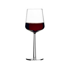 Essence Red Wine Glasses