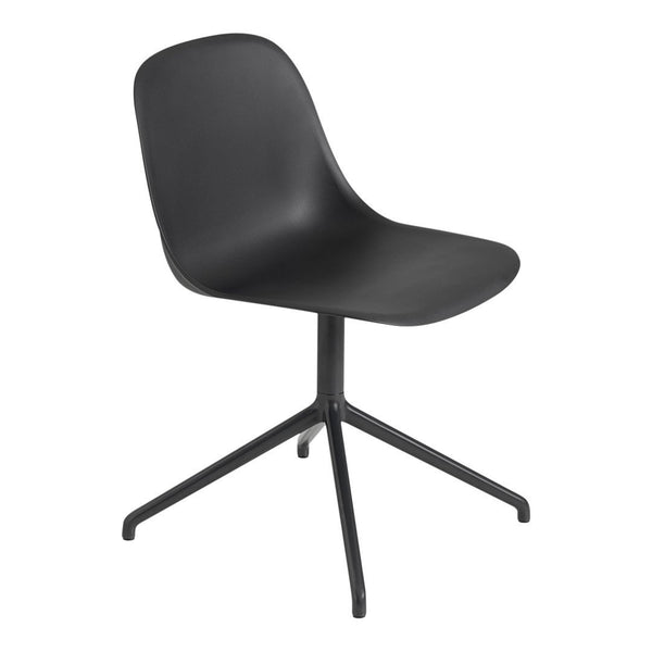 Fiber Side Chair - Swivel Base w/ Return