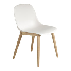 Fiber Side Chair - Wood Base