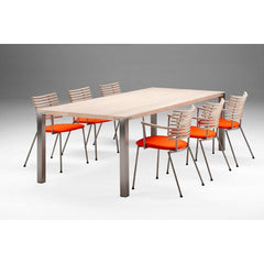 GM2100 Rectangular Table with Extension Poles
