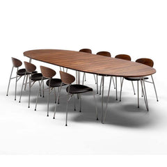 GM6600-6700 Oval Table - Extendable