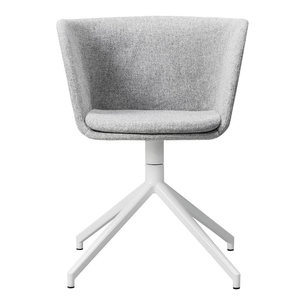 Verve Chair - Swivel Base - Fully Upholstered