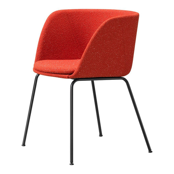 Verve Chair - 4-Leg Base - Fully Upholstered