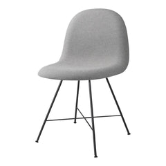 Gubi 3D Dining Chair - Center Base - Fully Upholstered