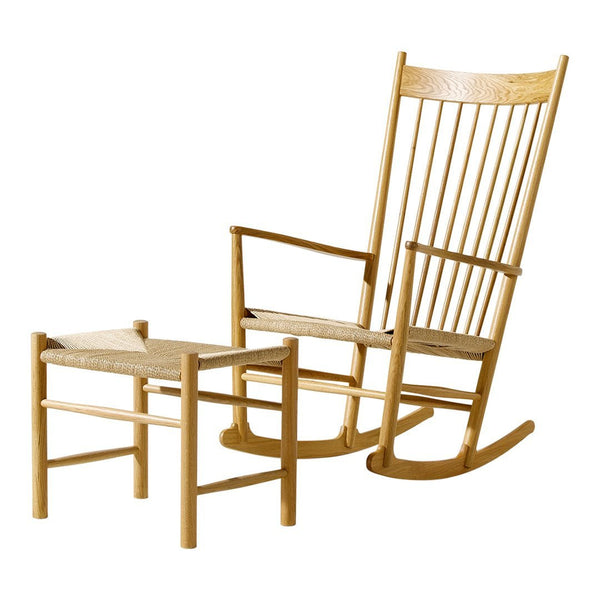 ... Furniture Wegner J16 Rocking Chair by Hans Wegner - Danish Design