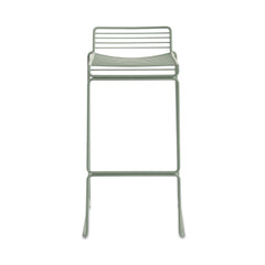 Hee Bar Stool - Olive / Counter Height - Outlet