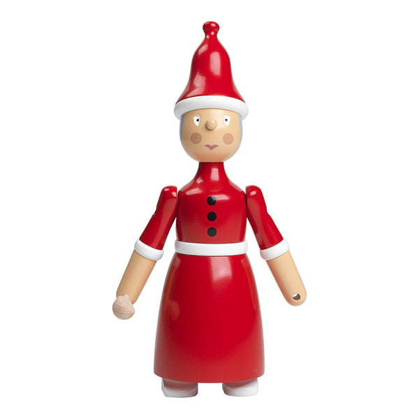 Mrs. Santa Claus Figurine