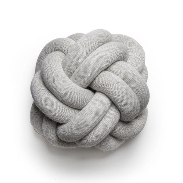 Knot Cushion - Knot Blue - Outlet