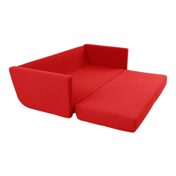 Lounge sofa  SOFTLINE Lounge 3-Seater Sofa Bed by Muller + Wulff - Danish ...