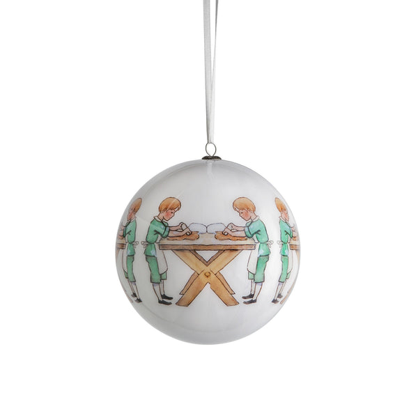Elsa Beskow Christmas Tree Ornament - Peter's Baking - Overstock