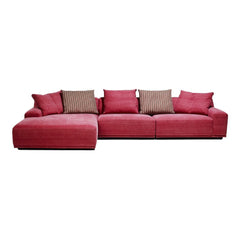 Loft Sectional Sofa w/ Left Arm Chaise