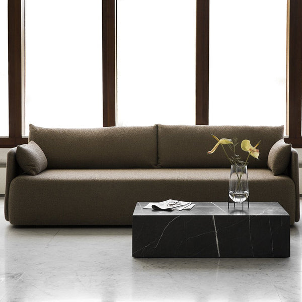 Menu Offset 3-Seater Sofa by Norm Architects | Danish Design Store
