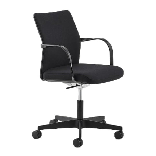 MN1 Chair - 5-Star Base, Fully Upholstered