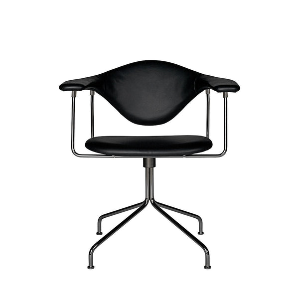 Masculo Meeting Chair   Swivel Base