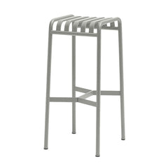 Palissade Bar Stool - Light Grey - Outlet