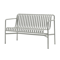 Palissade Dining Bench - Light Grey - Outlet
