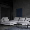 Peak Sectional Sofa w/ Open End Left