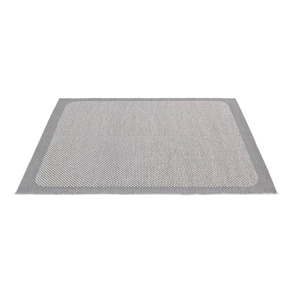 "Pebble Rug - Light Grey Pebble / 6'6"" x 9'8"" - Outlet"