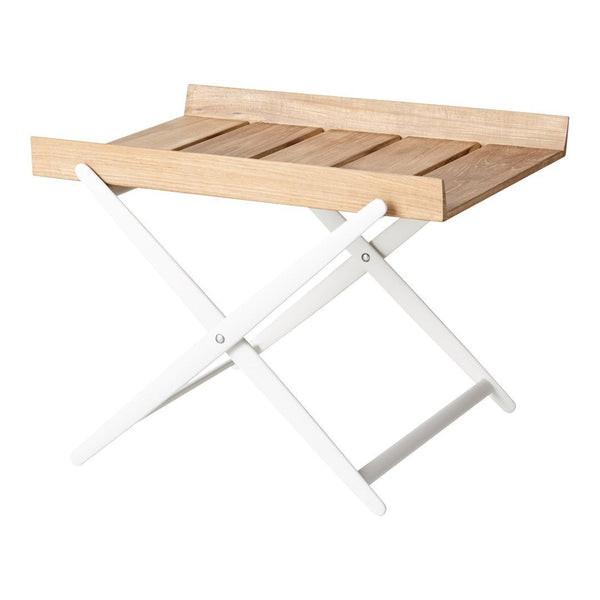 Rail Folding Table