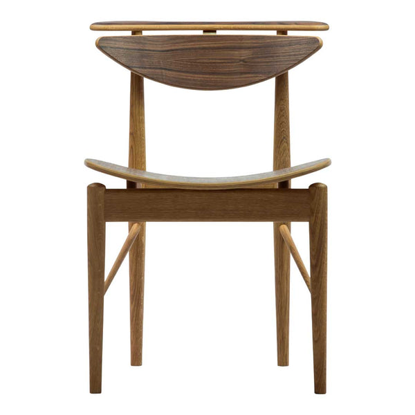 Finn Juhl Reading Chair - Wooden Seat