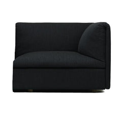 Retreat Sectional Sofa - 1.5-Seater - Armrests