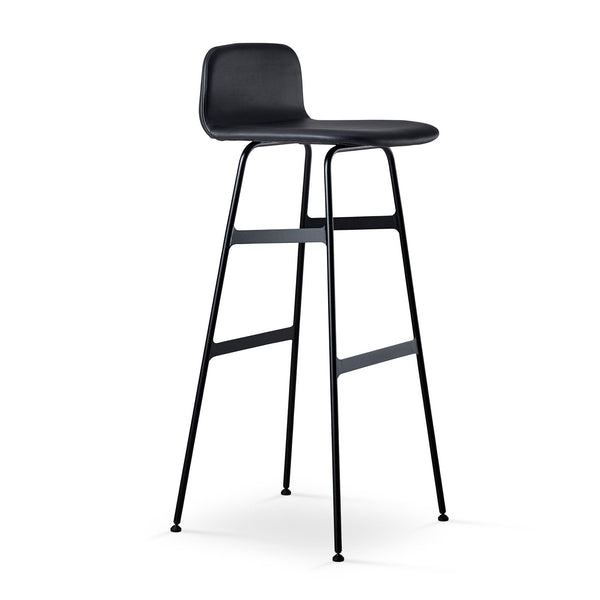 Sensational Copilot Bar Stool Steel Base Creativecarmelina Interior Chair Design Creativecarmelinacom