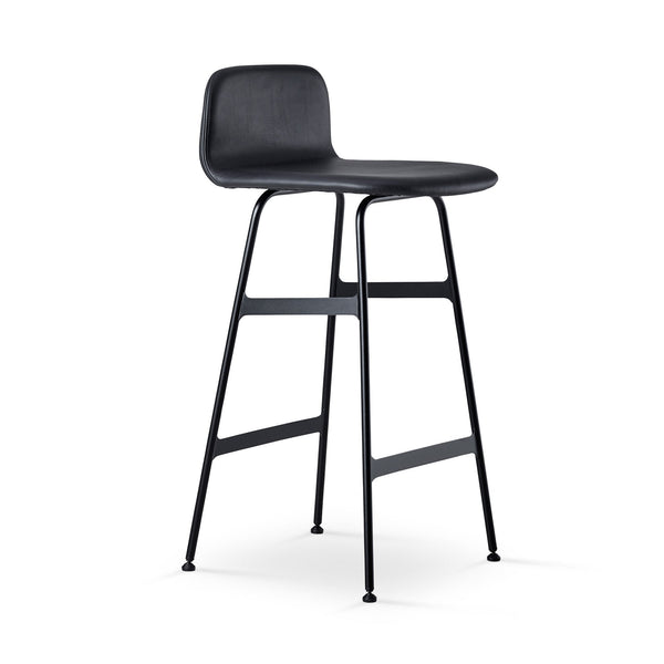 Copilot Bar Stool   Steel Base