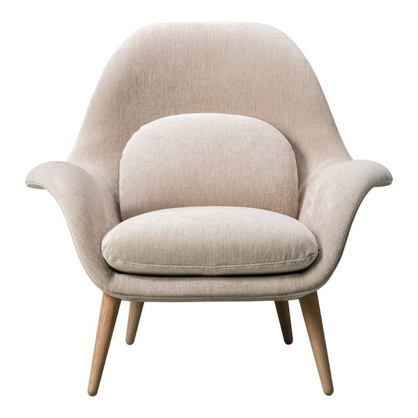 Swoon Lounge Chair - Single Fabric