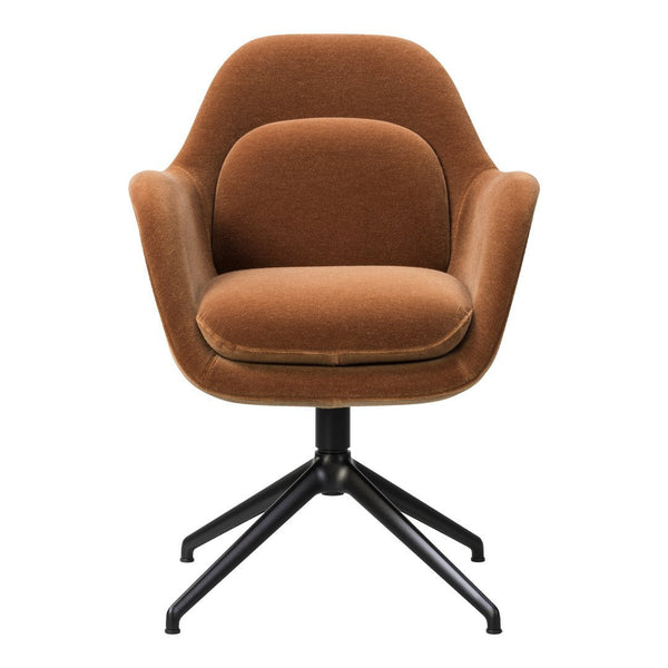 Swoon Dining Chair - Swivel Base