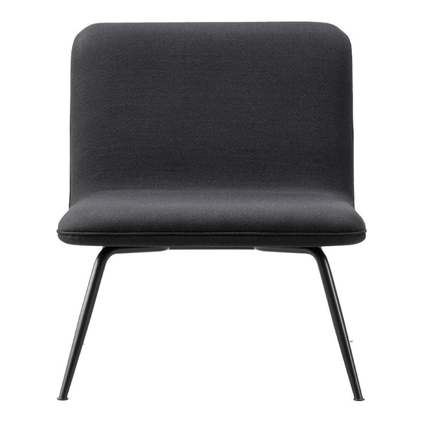 Spine Lounge Chair - Metal Base