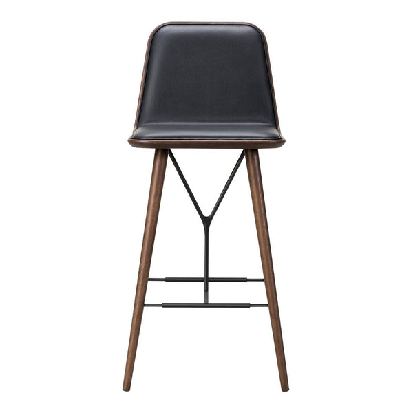Spine Barstool (w/ Back)