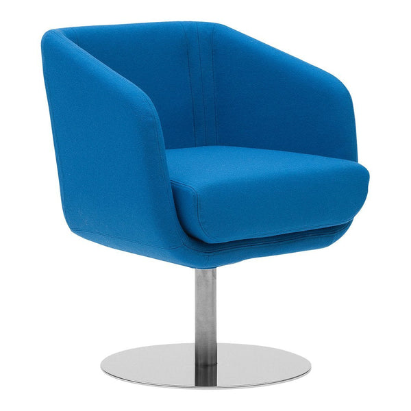 shelly swivel chair by matthias demacker danish design store